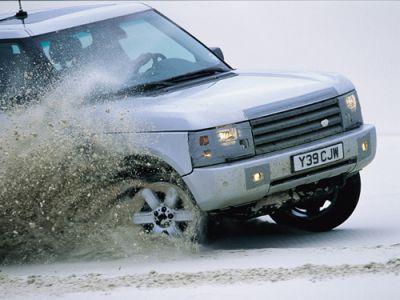 Rang Rover 3