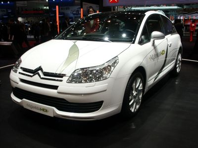 Citroen C4 Hybride HDI