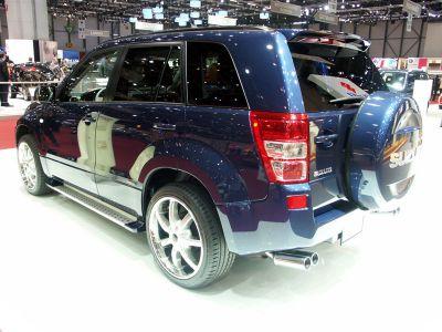 Suzuki Grand Vitara Swiss Edition
