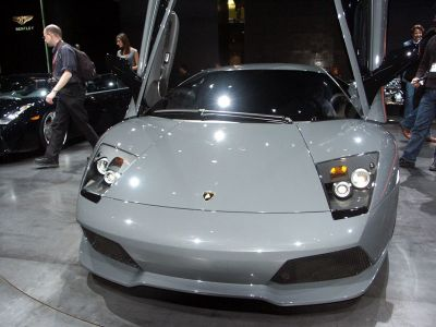 Lamborghini Murcielago Evo