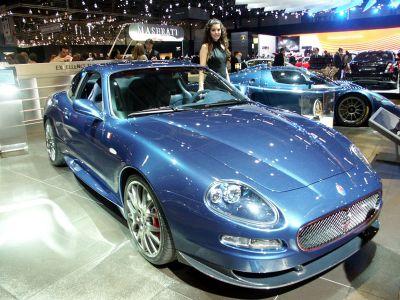 Maserati GrandSport Victory