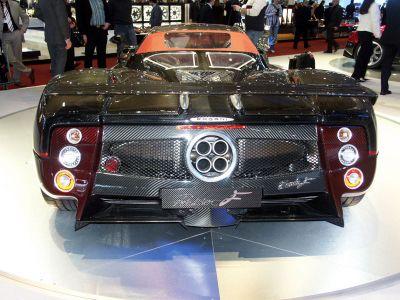 Pagani Zonda F Roadster
