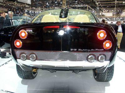 Spyker PekingToParis