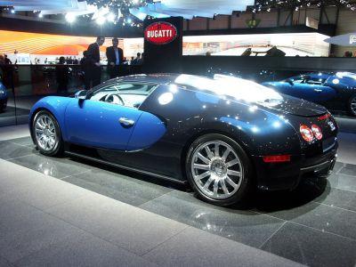 Bugatti Veyron 2006