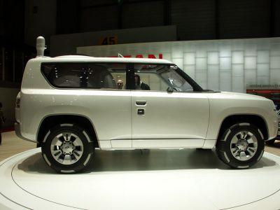 Nissan Terranaut