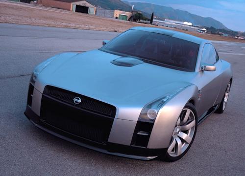 Nissan GT R Concept
