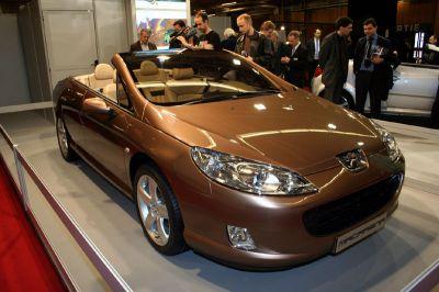Peugeot 407 CC Macarena