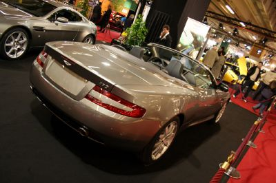 Stand Aston Martin