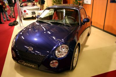 Daihatsu Copen (conduite à gauche)