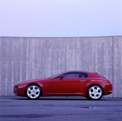 Alfa Romeo Brera Concept