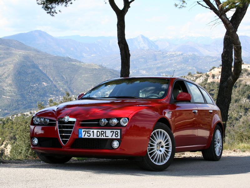 albums photos alfa romeo 159 sportwagon 1 9 jtd 150. Black Bedroom Furniture Sets. Home Design Ideas