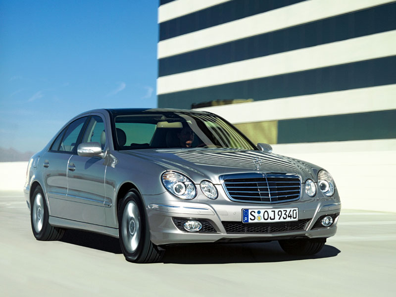 Mercedes Classe E restylée (2006)