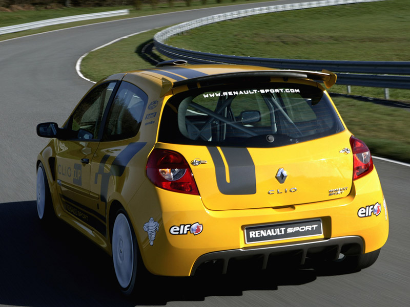 Renault Clio Cup 2006