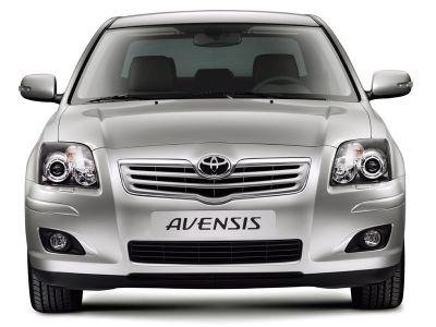 Avensis restylée (2006)
