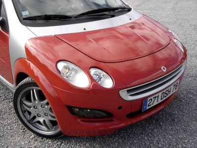 Smart Forfour Brabus (2006)