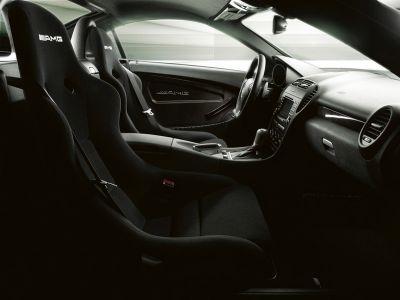 Mercedes SLK 55 AMG 400 ch