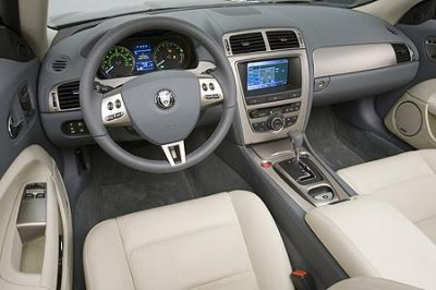 Jaguar XKR (2006)