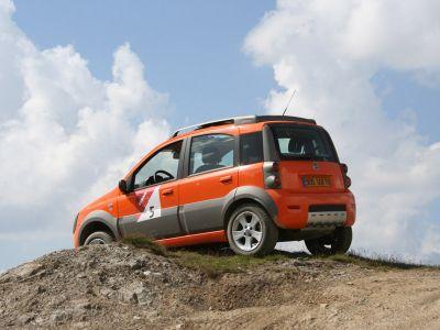 Fiat 4x4 Cross