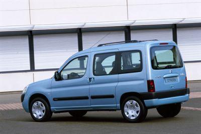Citroën Nouveau Berlingo