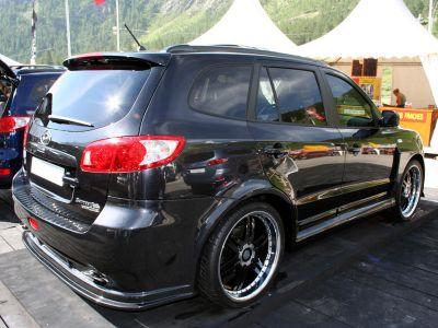 Hyundai Santa Fé Etude de Style