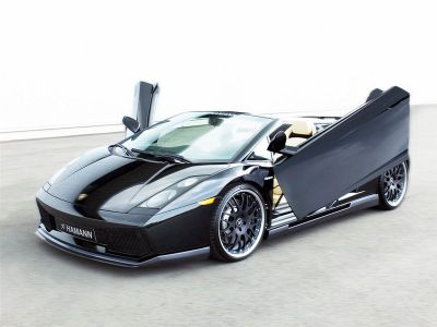 Hamann Lamborghini Gallardo Spider