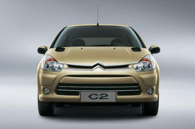 Citroën C2 Chine