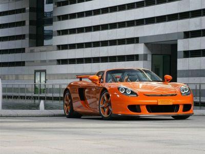 Porsche Carrera GT Techart