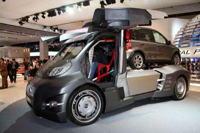 Ducato Truckster