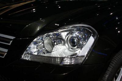 Mercedes GL (2006)