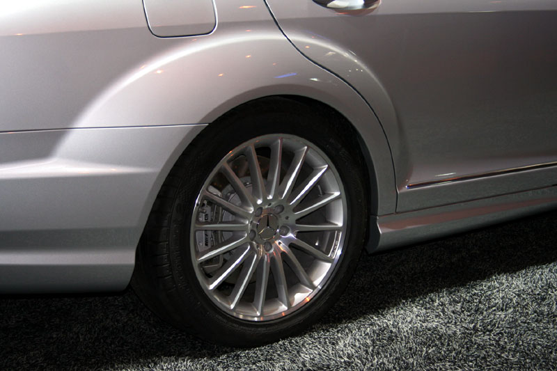 Mercedes SL63 AMG