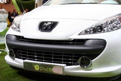 Peugeot 207CC Epure