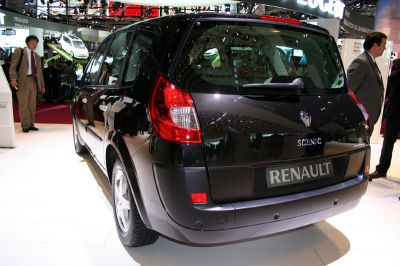 Renault Scénic II restylé