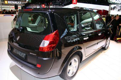 Renault Scénic II restylé