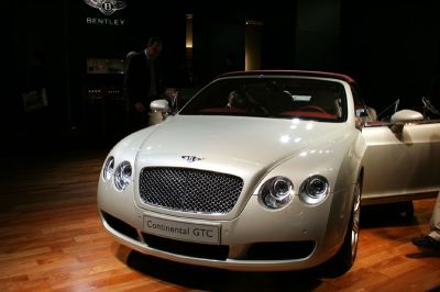 Bentlery Continental GTC