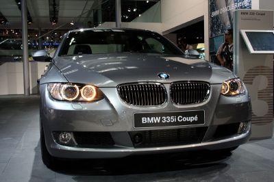 BMW Série 3 Coupé (2006)