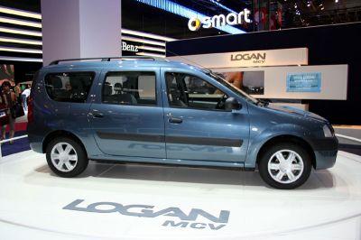 Dacia Logan Break