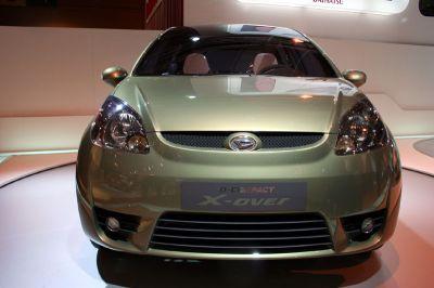 Daihatsu D-Compact X-Over