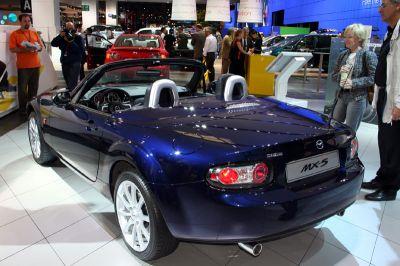 Mazda MX-5 CC