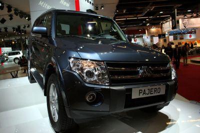 Mitsubishi Pajero (2006)