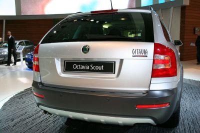 Skoda Octavia Scout