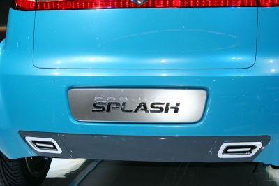 Suzuki Project Splash
