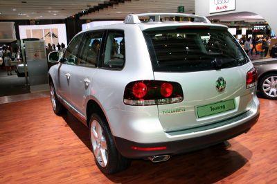 Volkswagen Touareg (2006)