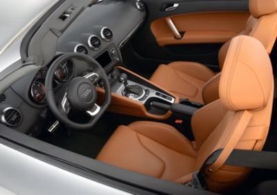 Audi TT Roadster 2