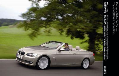 BMW Série 3 Cabriolet (2007)