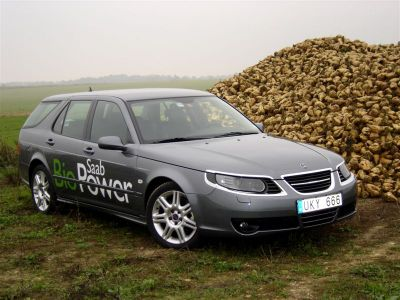 Saab 9-5 BioPower