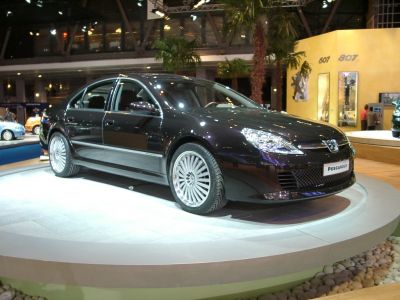 Mondial 2002 : concept car