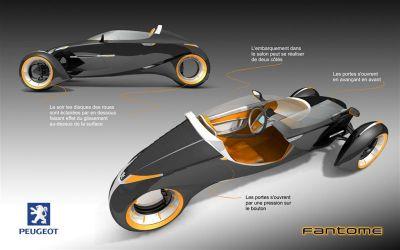 Peugeot concours 2007