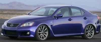 Lexus IS-F 500