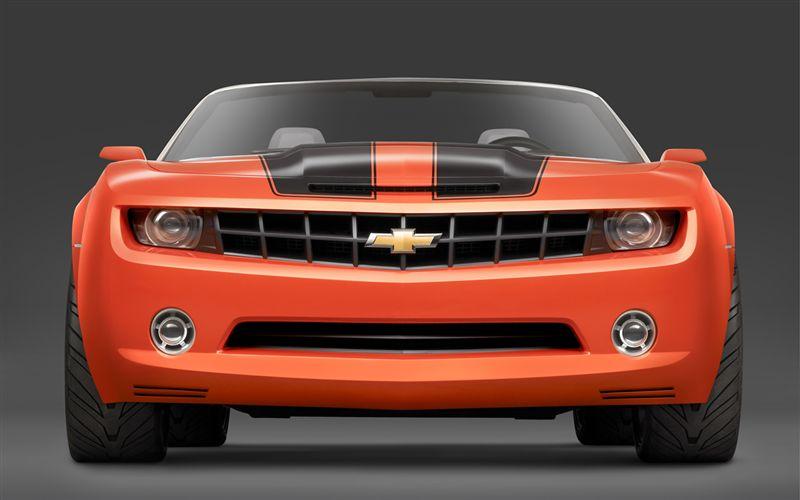 Concept Chevrolet Camaro cabriolet