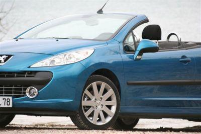 Peugeot 207 CC 1.6 THP